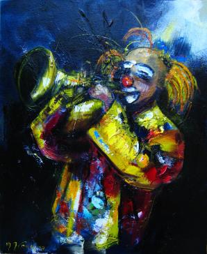Clown musique