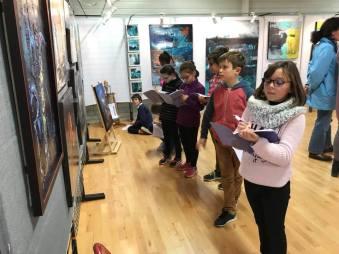 Salon International Professional d'Art Contemporain ArTeyran - Novembre 2017